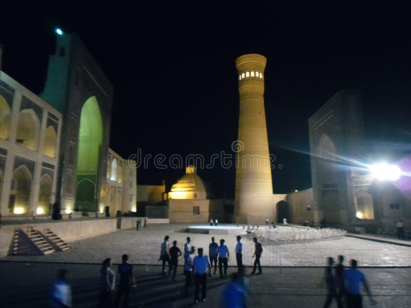 boukhara photographie stock