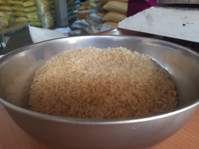 Boul van rijst royalty-vrije stock foto