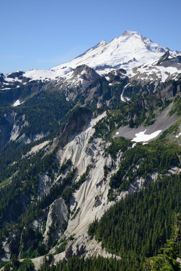 Boulanger de montagne de volcan image stock