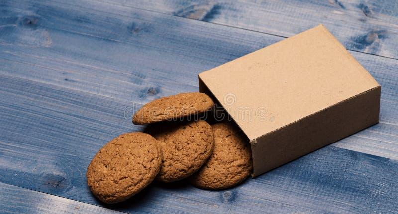 Boulangerie douce et casse-croûte délicieux Concept cuit au four de repas images libres de droits
