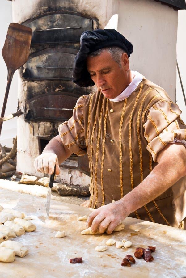 Boulangerie traditionnelle 01 photos libres de droits