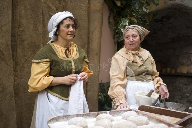 Boulangers photos libres de droits