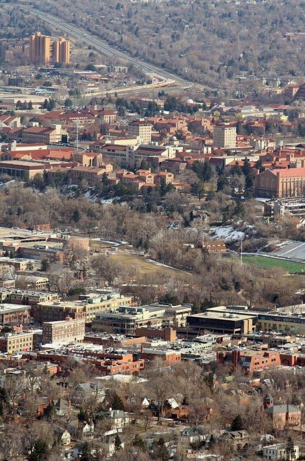 Boulder, Colorado fotos de stock royalty free