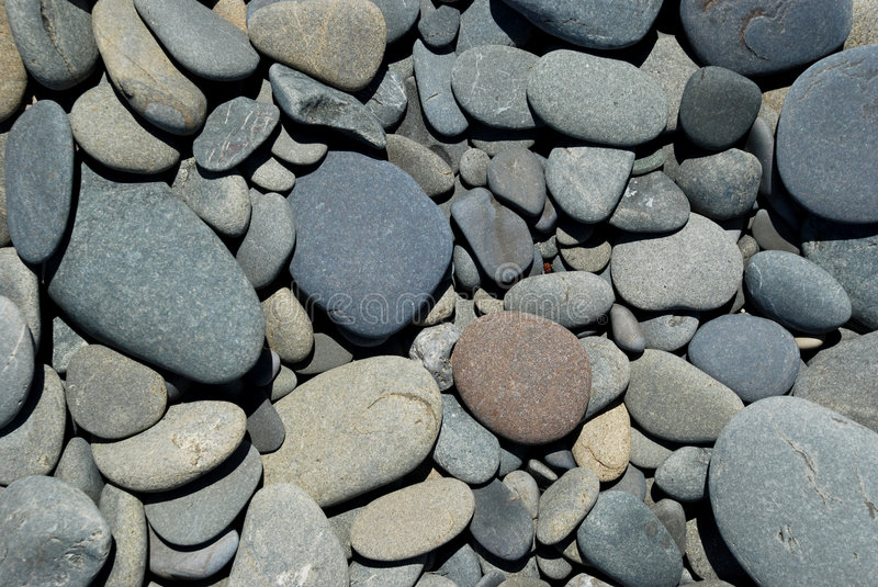 Boulders stock image