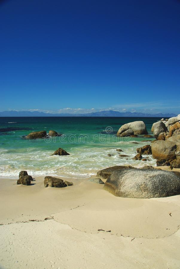 Free Boulders Beach Royalty Free Stock Images - 15827859