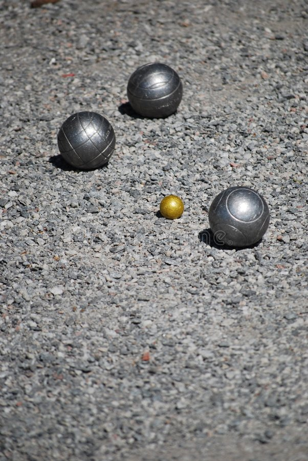 Boule stock photography