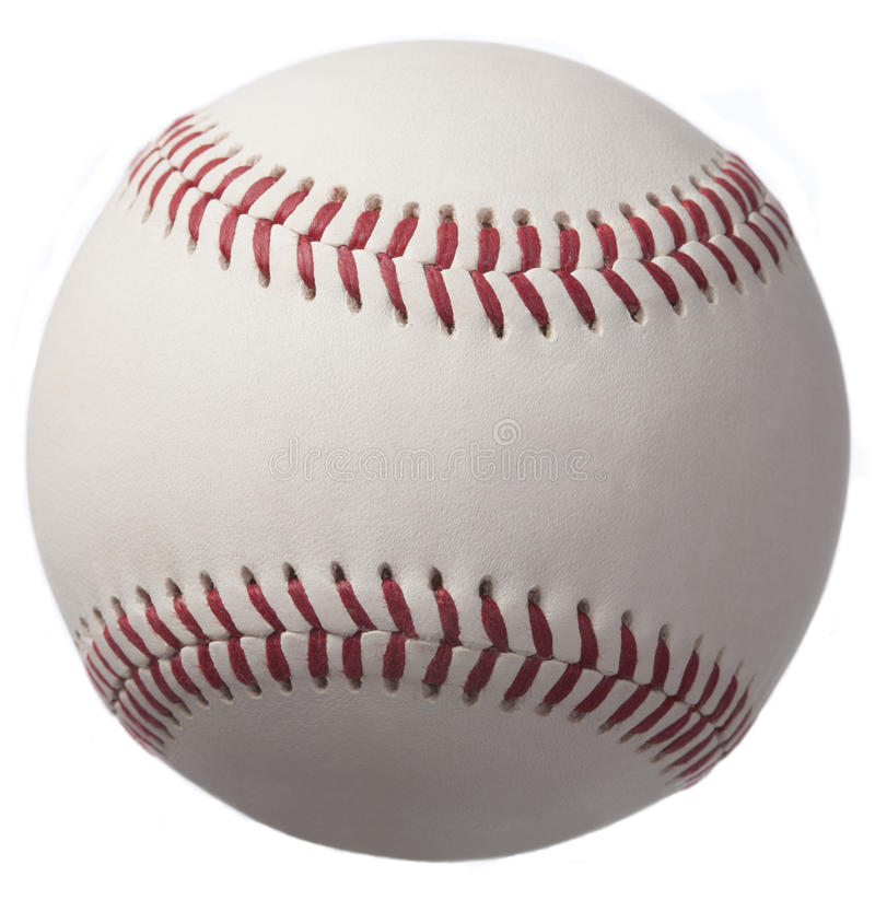 Boule de base-ball photographie stock