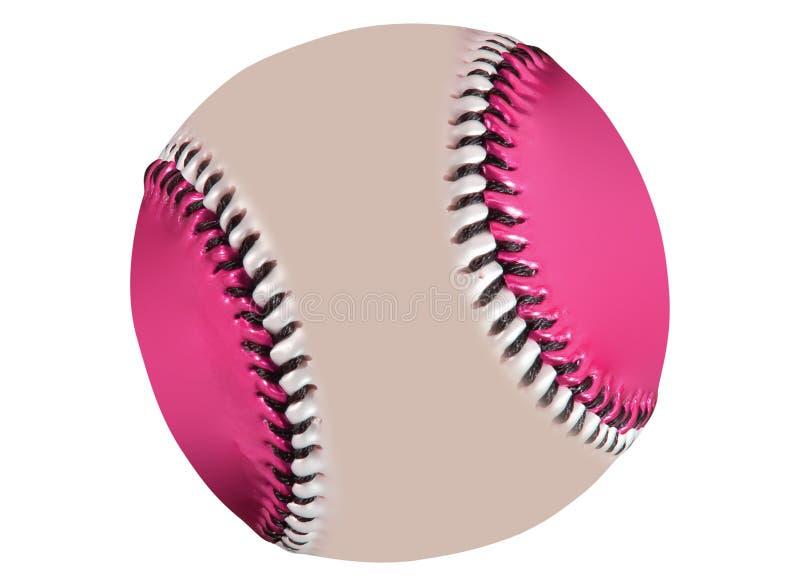 Boule de base-ball professionnel image stock