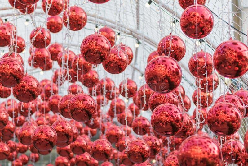 Boule de décoration pour le cerebrate photographie stock libre de droits