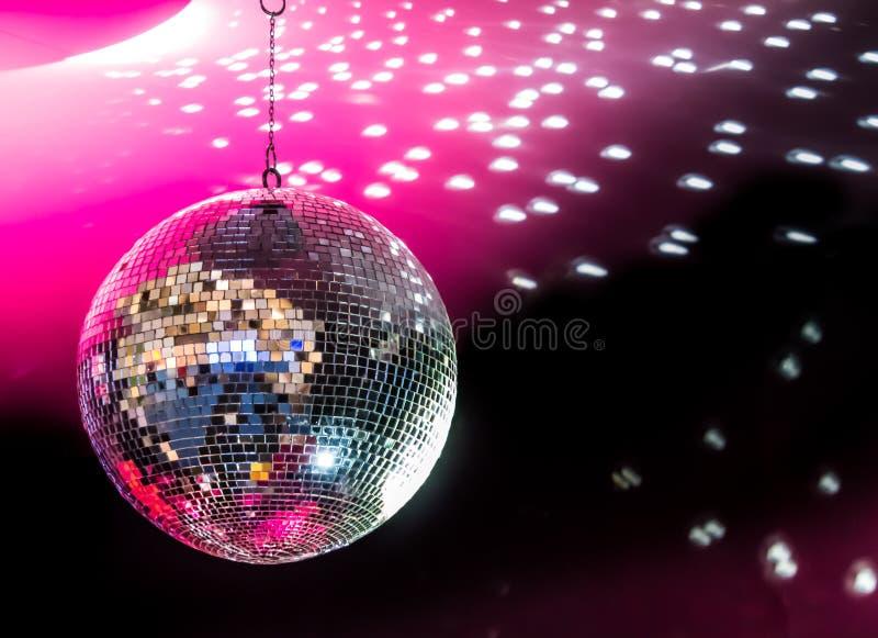 Boule de disco photographie stock