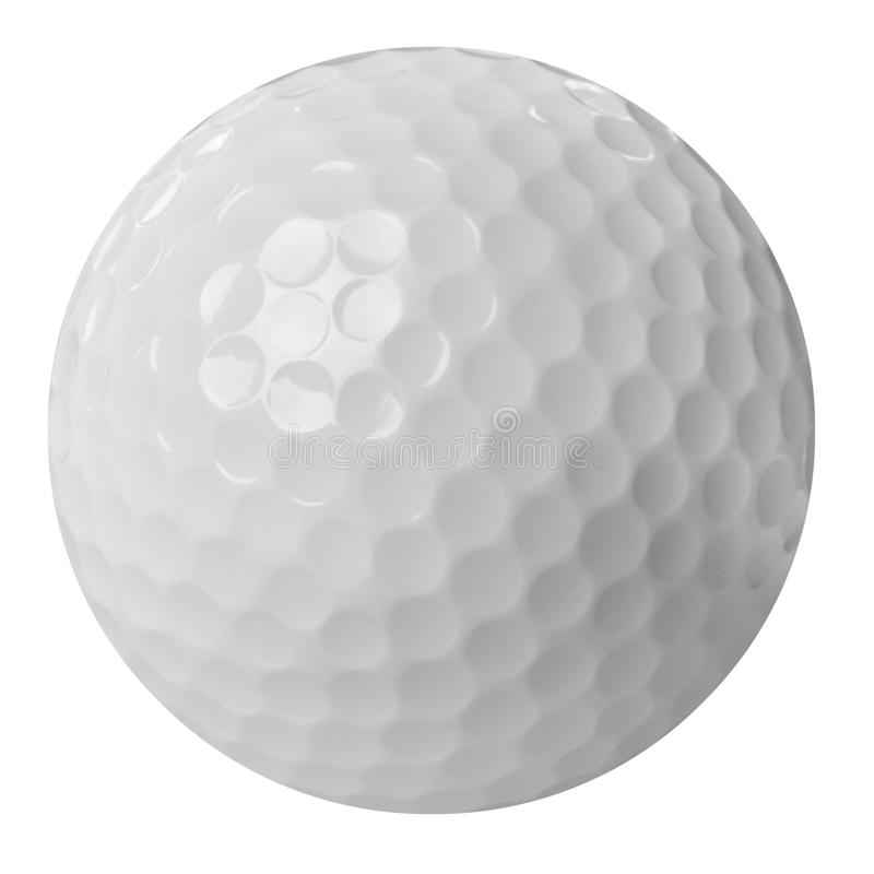 Boule de golf image libre de droits