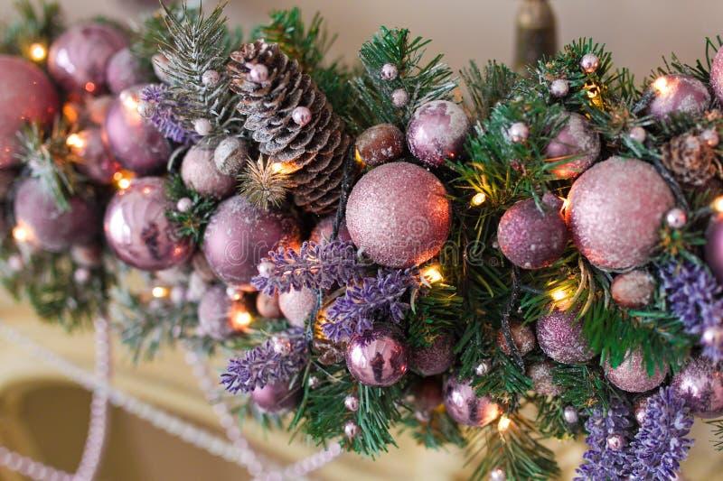 Boule de Noël photographie stock libre de droits