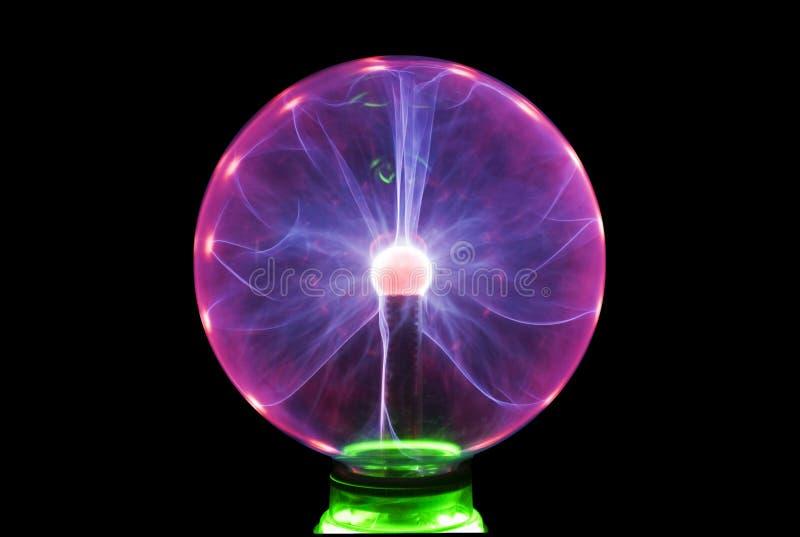 Boule de plasma photos libres de droits