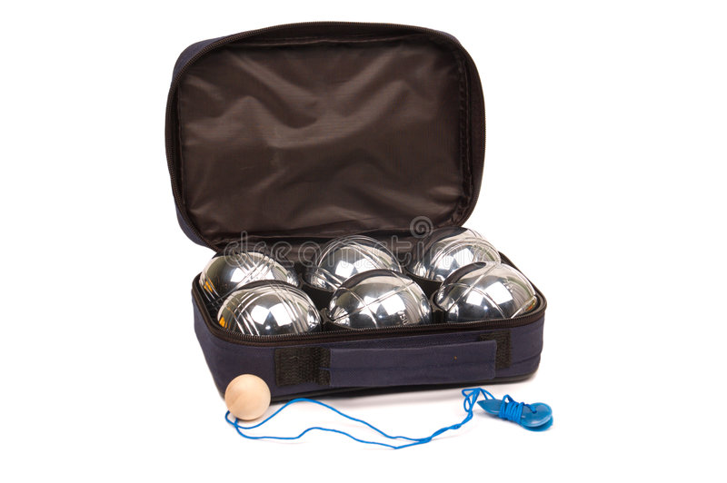 Boules stock images