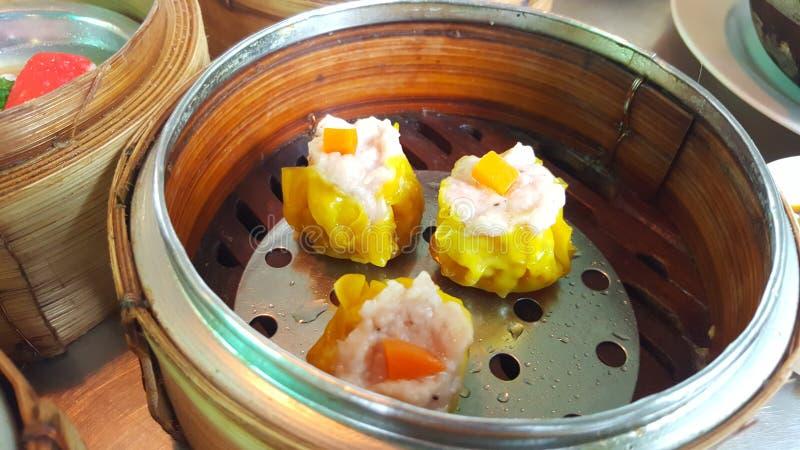 boulettes de porc image stock