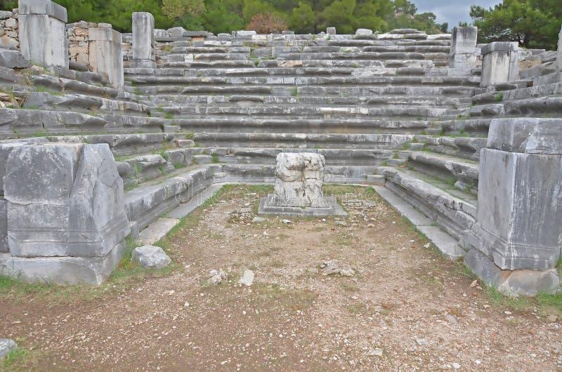 Bouleuterion стоковая фотография