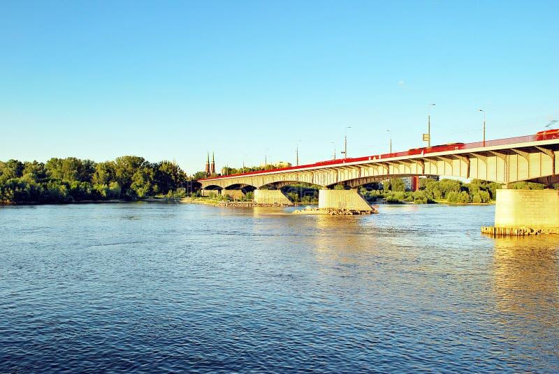 Boulevard di vistulan sul lato occidentale del fiume la for Cabine sul bordo del fiume