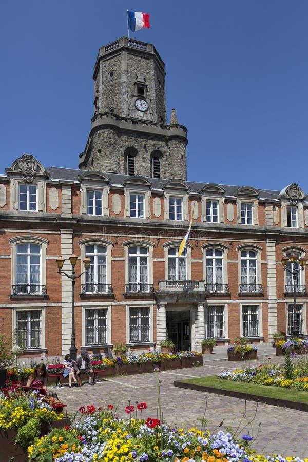 Download Boulogne sur Mer - France editorial stock image. Image of landmark - 26752609