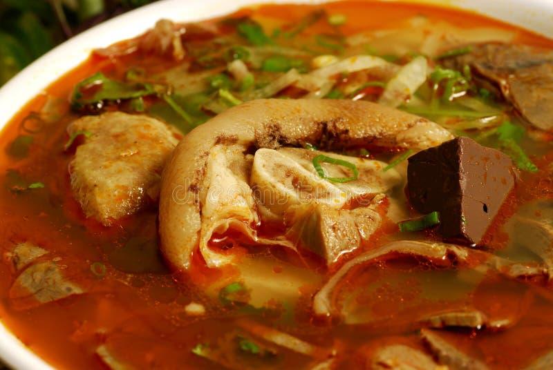 boun食物vietnames 图库摄影