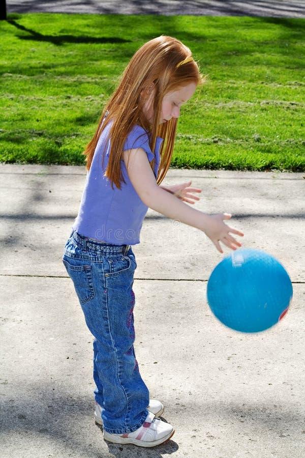 Free Bouncing Ball Royalty Free Stock Photo - 2387145