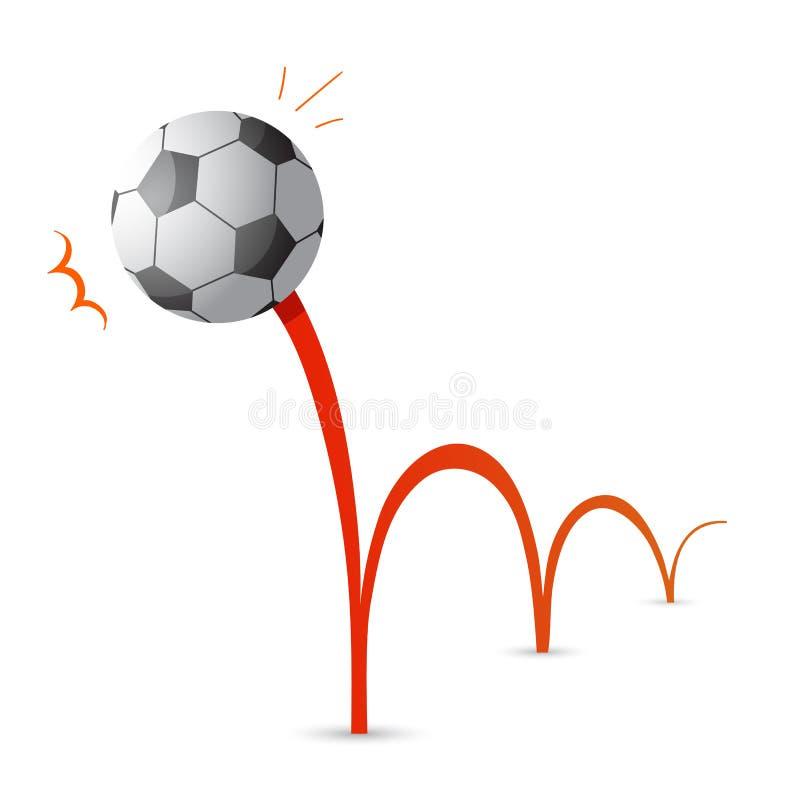 Free Bouncing Ball Cartoon Stock Photos - 44101883