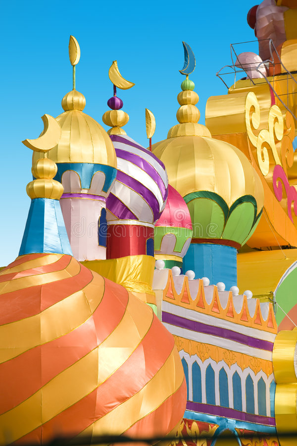 Free Bouncy Castle Stock Photography - 7971662