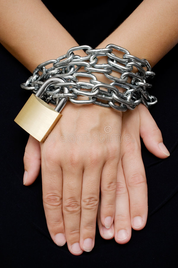 Free Bound Hands Stock Images - 2429864