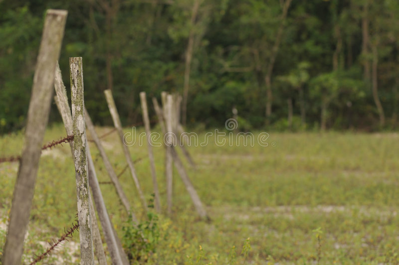 Download Boundary Marker stock photo. Image of vacant, fields, countryside - 5076602