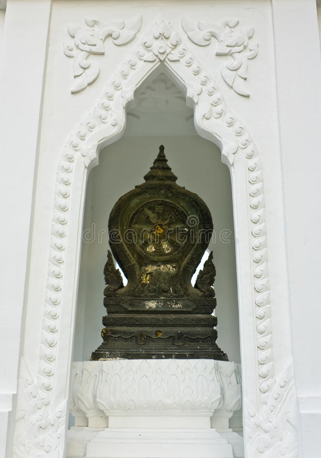 Free Boundary Marker Of A Temple Royalty Free Stock Image - 20438116