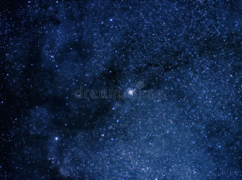 Boundless space royalty free stock images
