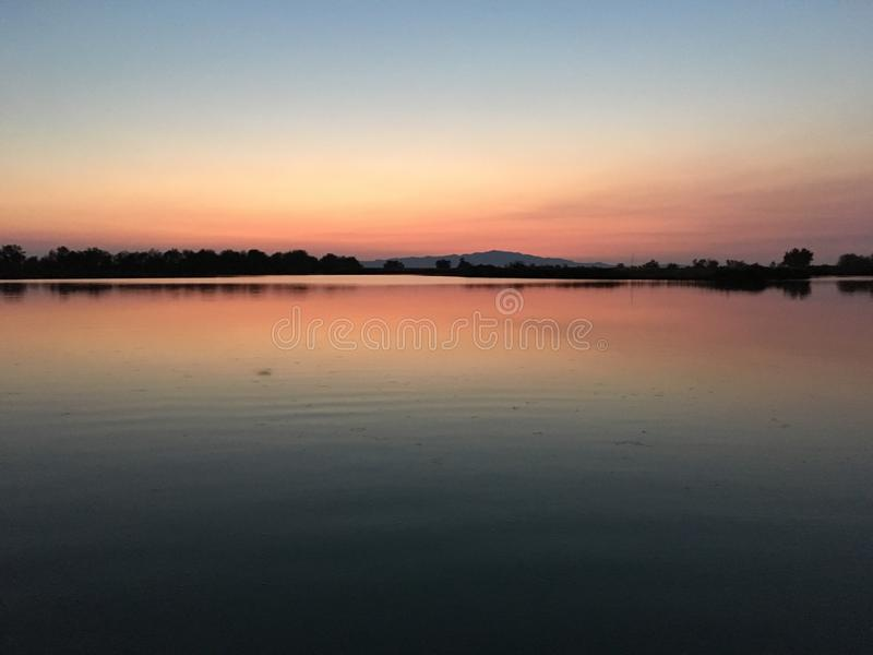 Bountiful pond stock images