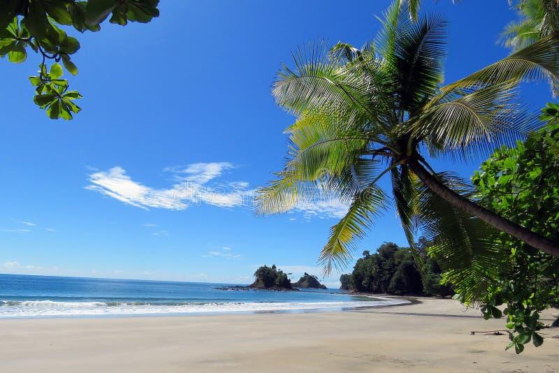Bounty beaches in Panama stock photos