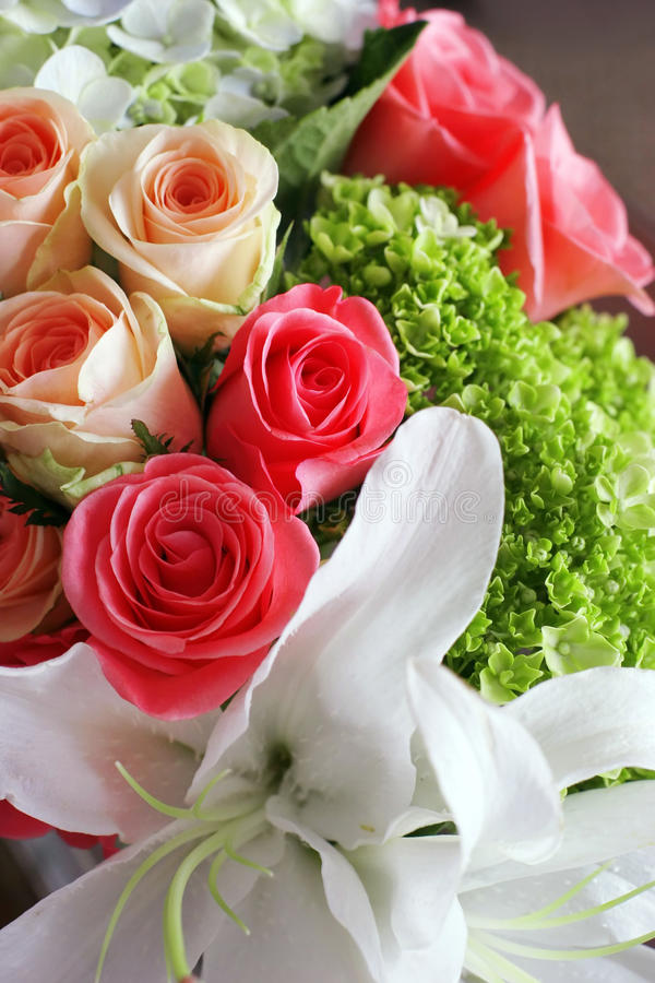 Free Bouquet Royalty Free Stock Photo - 12502725