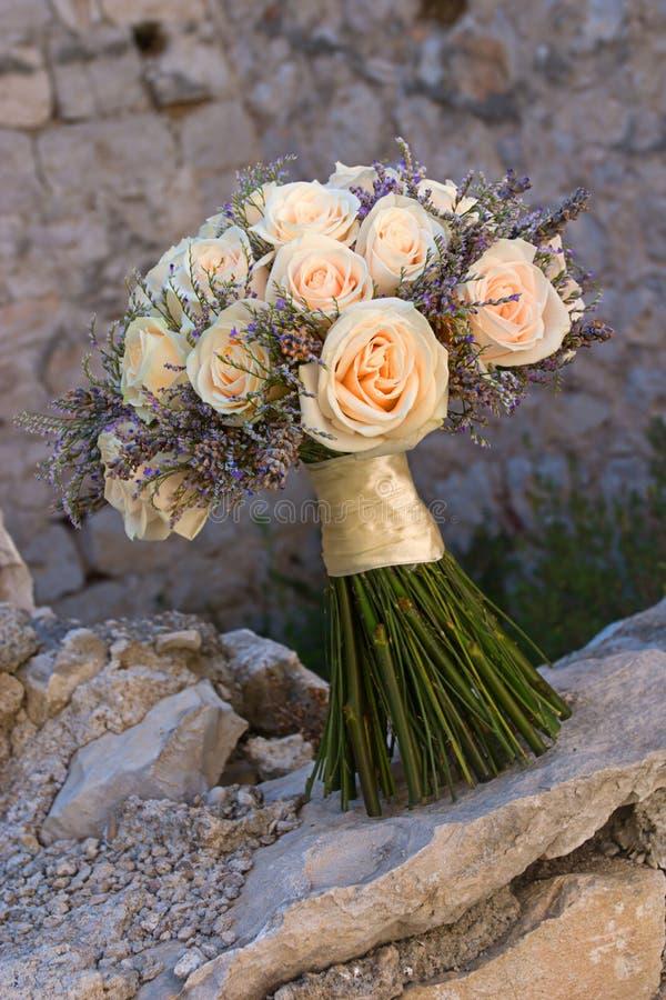 Bouquet 2 de mariage image stock