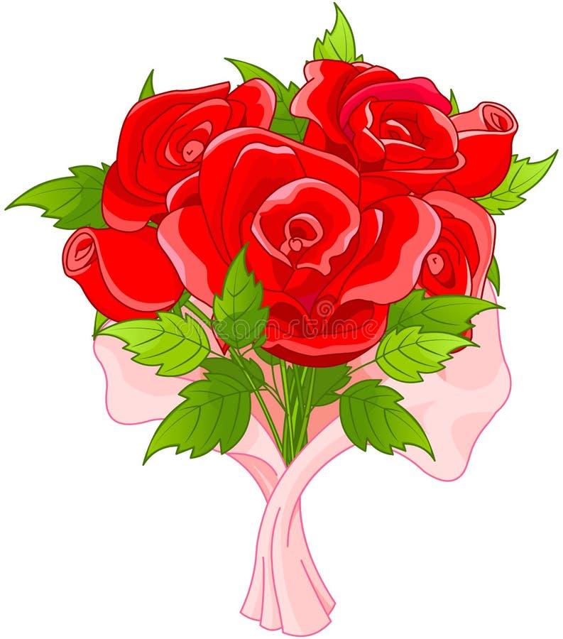 Bouquet illustration de vecteur