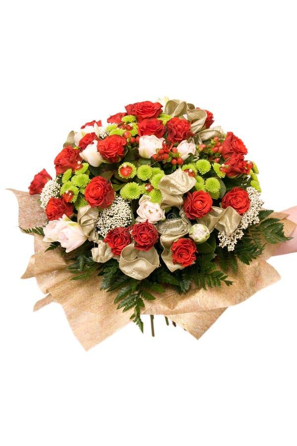 Bouquet coloré photos stock
