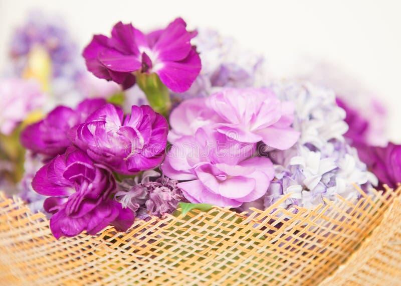 Bouquet d'oeillet photographie stock