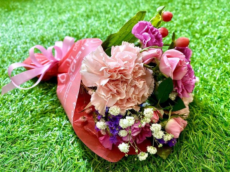 Bouquet fotografia de stock