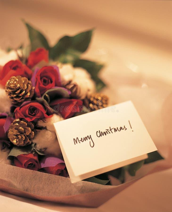 Bouquet de Noël photos libres de droits