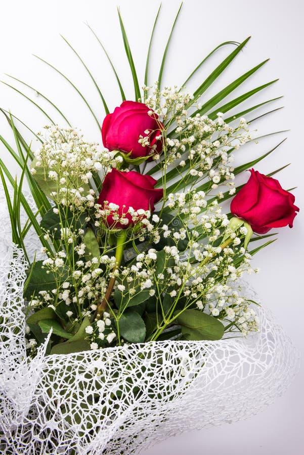Bouquet de roses photos libres de droits