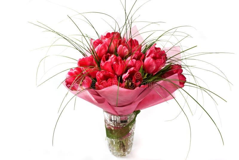 Bouquet de tulipes image stock