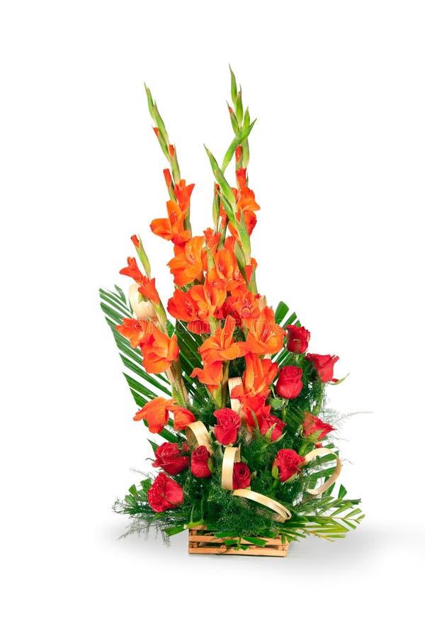 Bouquet des fleurs 1 photo stock