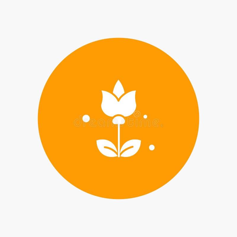 Bouquet, fleurs, présent illustration de vecteur