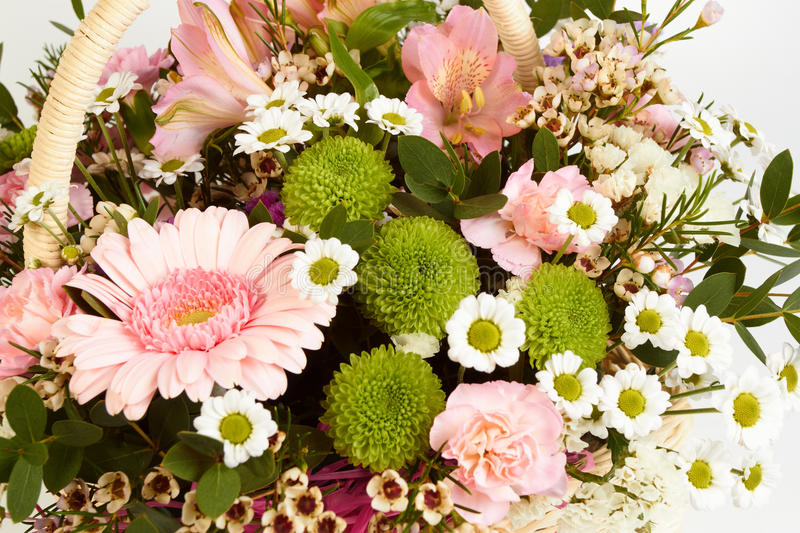 Download Bouquet of flowers stock image. Image of gift, blooming - 14850875
