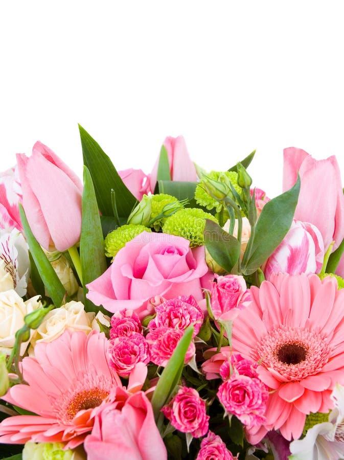 Bouquet of flowers stock photos