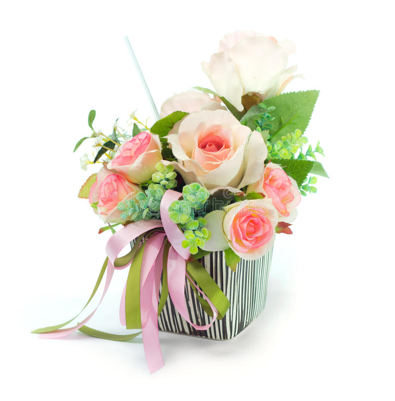 Bouquet flowers stock photography
