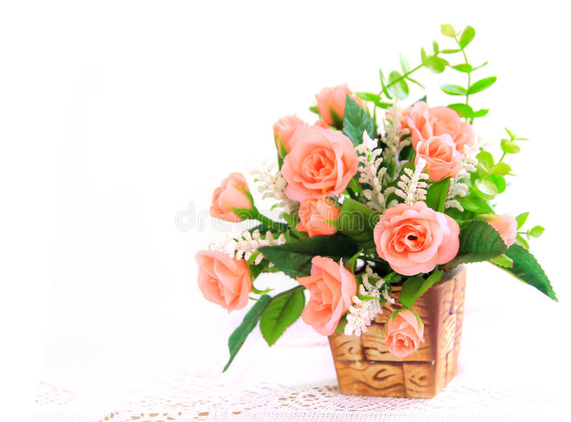 Bouquet flowers royalty free stock images