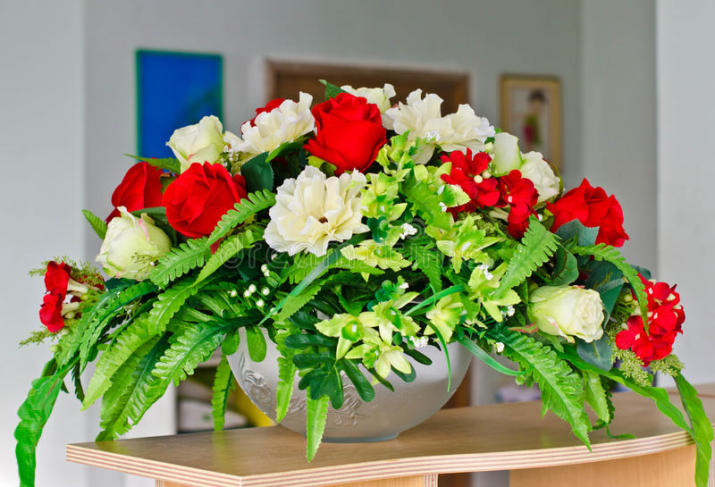 Bouquet of flowers. royalty free stock photo