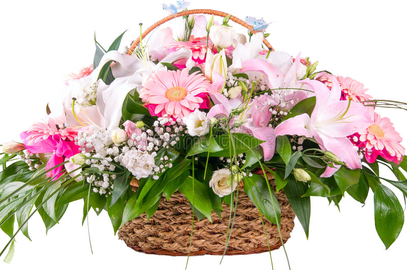a bouquet of flowers royalty free stock image