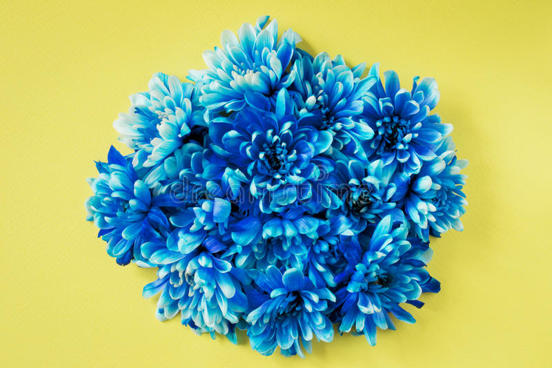 Bouquet of fragrant flowers stock images